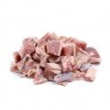 黑山羊带皮带骨羊肉切块500g