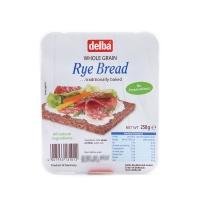德博原味黑面包250g