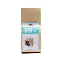胖大海菊花茶120g