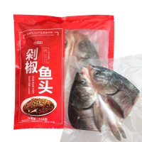 冷冻丹江口剁椒鱼头640g
