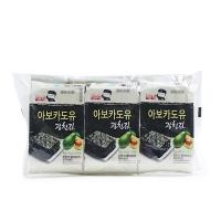 韩国直采牛油果油低钠海苔12g