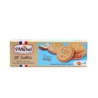 法国圣米希尔椰香曲奇饼干120g