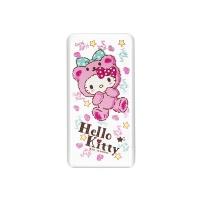 超薄双USB充电宝10000毫安 小熊凯蒂