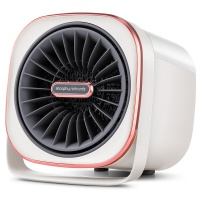 摩飞亲肤冷暖风机MR2020 椰奶白