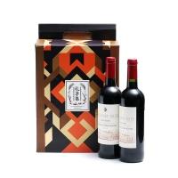 法国爱莉红葡萄酒750ml×6(礼盒装)