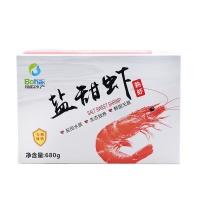 渤海熟冻盐甜虾680g