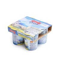 帕斯卡香草味全脂希腊风味酸奶125g×4
