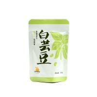 自然果实白芸豆50g