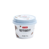 农夫山泉植物酸奶椰子口味135g*3