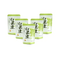 自然果实白芸豆50g × 5
