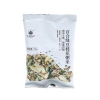 大地厨房百合绿豆桂花粥米150g