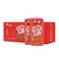 植物益生菌发酵山楂果汁饮品210g×10