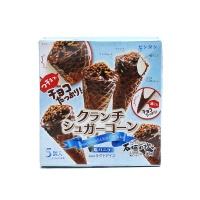 日本林一二巧克力甜筒5支装