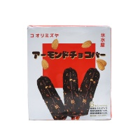 日本冰水屋杏仁巧克力冰激凌6支装
