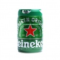 荷兰喜力啤酒5L