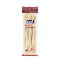 烧烤竹签25cm(80支)