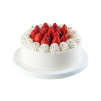 美作香草草莓蛋糕6寸