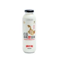 白玉有机醇豆浆(不加糖)330ml
