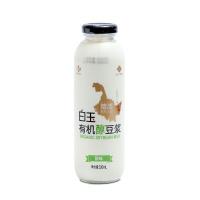 白玉有机醇豆浆(甜味)330ml
