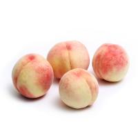 王光远种植有机久保蜜桃4粒装