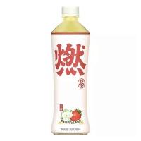 燃茶无糖草莓茉莉乌龙茶饮料500ml×15