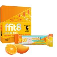 轻体代餐蛋白棒芒果橙子味245g