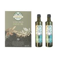 维珍绿特级初榨橄榄油礼盒500ml×2