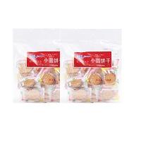 日式小圆饼干108g×2