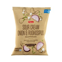 芬兰原切薯片酸奶洋葱味200g