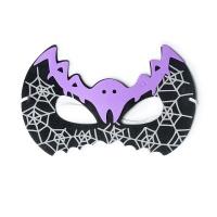 万圣节蝙蝠蜘蛛网面具
