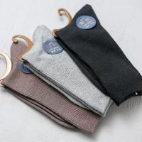 羊绒堆堆女袜 3双装