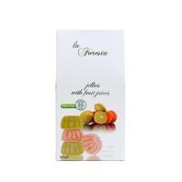意大利施普森林柠檬橘子果汁软糖100g