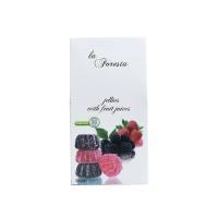 意大利施普森林黑莓树莓果汁软糖100g
