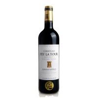 法国贝尔拉图老树庄园红葡萄酒750ml