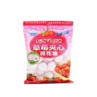 日式草莓夹心棉花糖90g