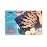 越南黑虎虾(16-20条)400g