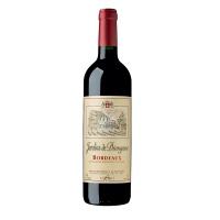 法国奥索花园红葡萄酒750ml