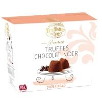 法国乔慕松露形70%可可黑巧克力200g