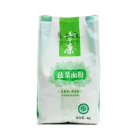 五谷康菠菜面粉1kg