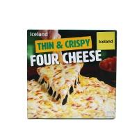 德国四种奶酪披萨(七寸)300g