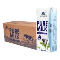 澳大利亚澳格堡全脂牛奶200ml×24