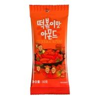 韩国汤姆农场辣炒年糕味扁桃仁30g