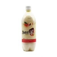 韩国鞠醇堂玛克丽米酒水蜜桃味750ml