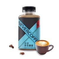 NEVER COFFE冷萃拿铁咖啡300ml