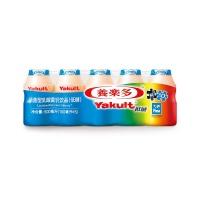 养乐多活菌型乳酸菌低糖乳饮料100ml×5