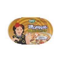 非塑形米咖喱鸡自热米饭400g