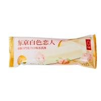 可米酷无蔗糖东京白色恋人冰激凌63g