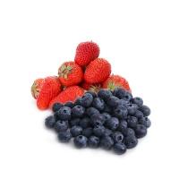 优选Driscolls蓝莓&丹东红颜草莓组合装