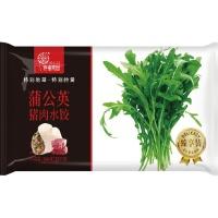 广平蒲公英猪肉水饺360g(20只)