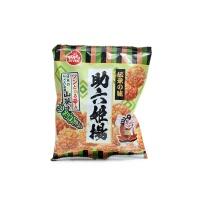 日本进口芥末味粳米脆饼70g